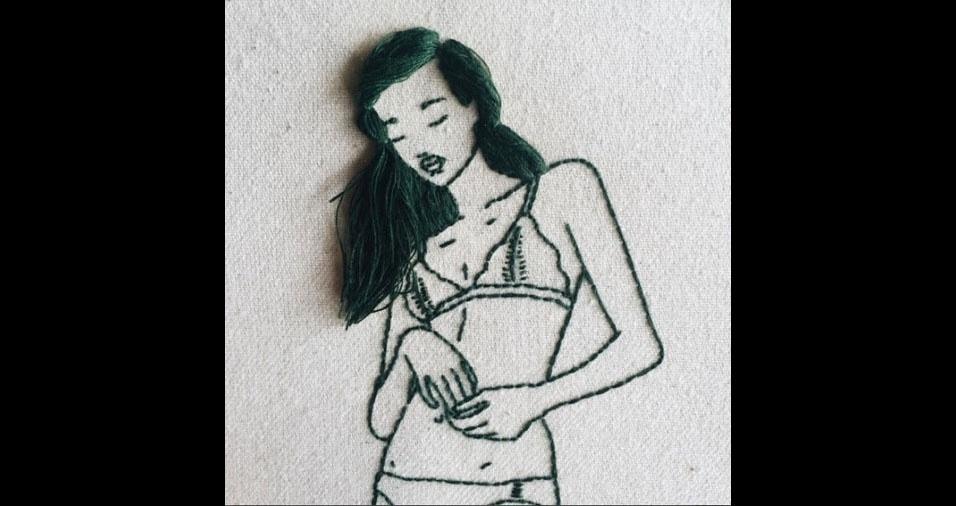 4. Detalhe de bordado da artista Sheena Liam