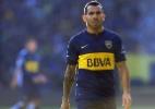 O jogador Carlos Tévez (Foto: Divulgação)