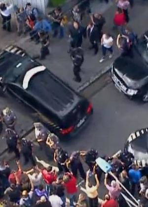Lula foi conduzido coercitivamente a depor no dia 4 de março do ano passado