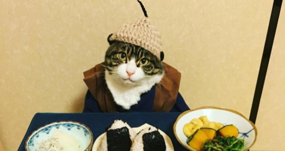 18. Para as noites frias, touca pode dar um estilo no seu visual, além de proteger do frio
