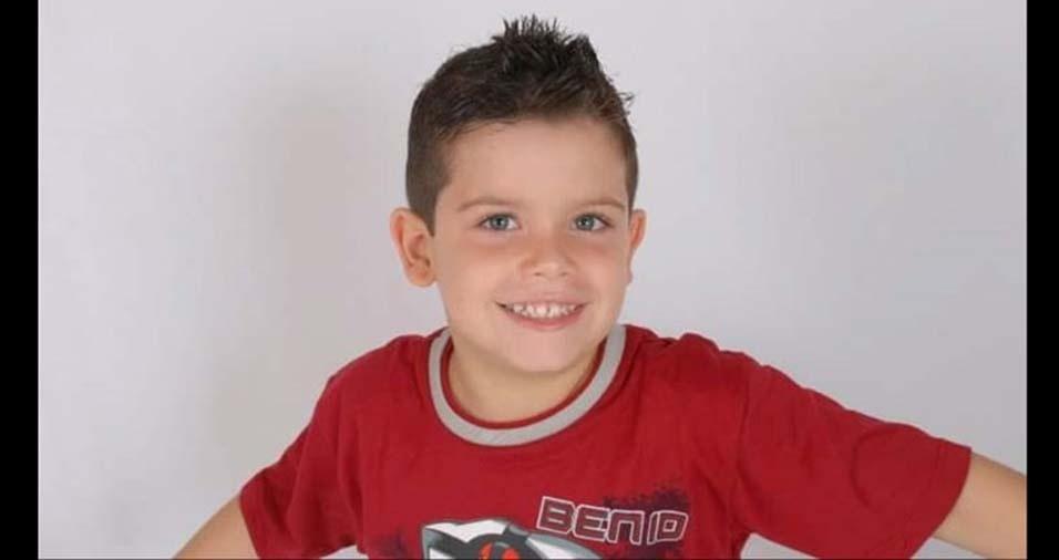 Ângela, de Ourinhos (SP), enviou foto do filho Élery Willian