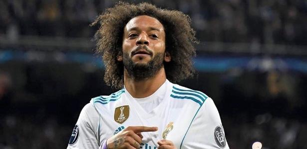 Marcelo colocou até ex-jogadores em seu time dos sonhos