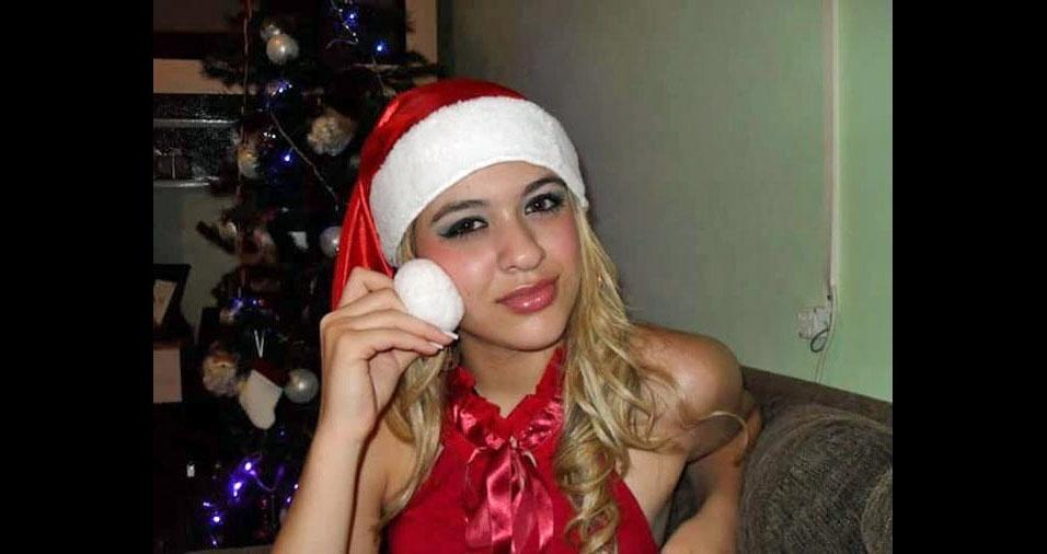 Maria Eduarda, 23 anos, de Marília (SP)