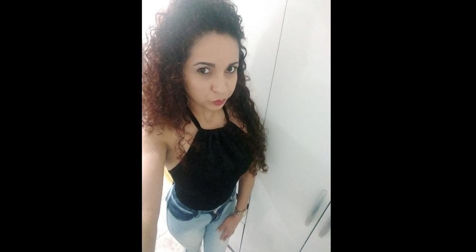 Gracieli Pereira de Sousa, 26 anos, de São Paulo (SP)