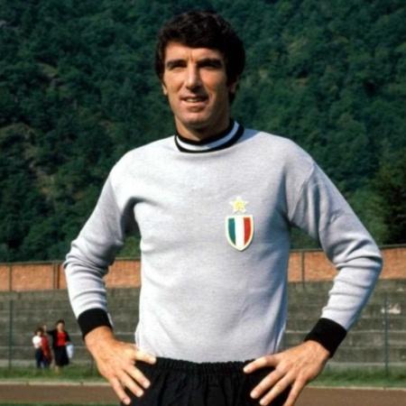 Dino Zoff, goleiro da seleção italiana campeã do mundo em 1982 - Reprodução/juventus.com