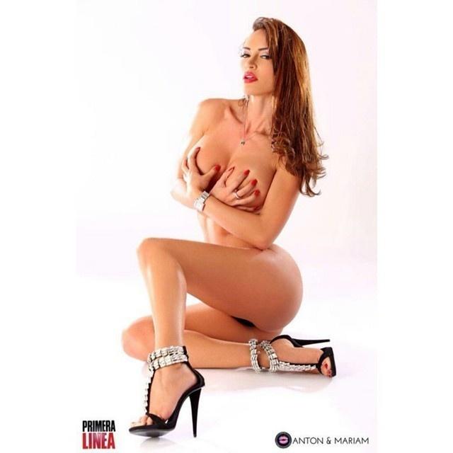 2.out.2016 - Franceska Jaimes conta com mais de 230 mil seguidores no Instagram - que curtem cada foto sensual postada