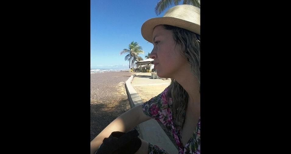 Cora Almeida, 30 anos, de São Cristóvão (SE)