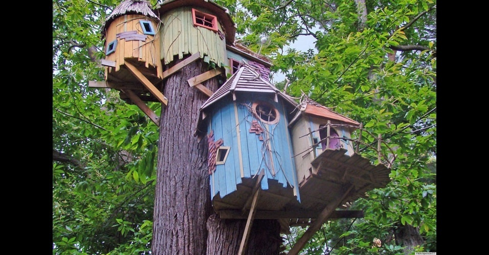 23. Casa de passarinhos