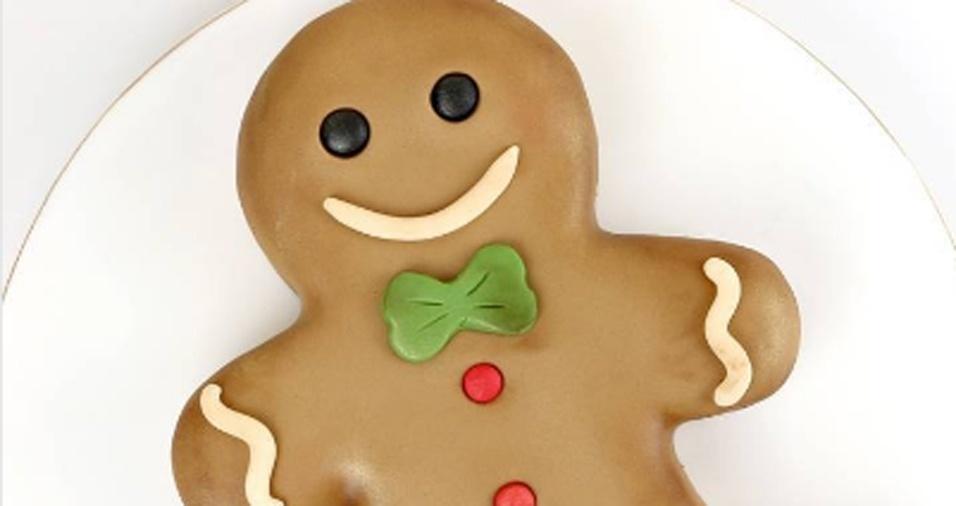 27. Homem biscoito também é bolo