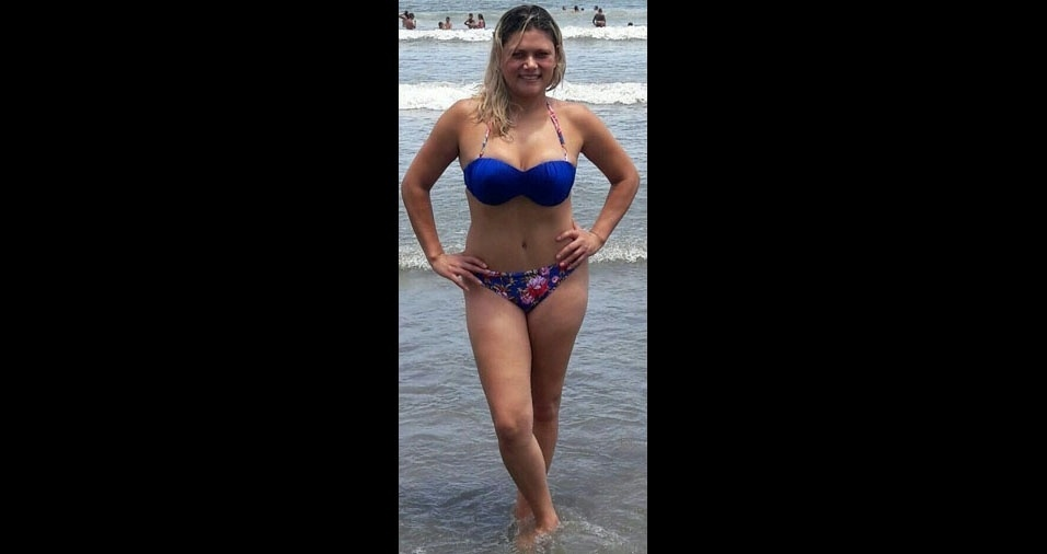 Monica da Costa Souza, 36 anos, de Santo André (SP)