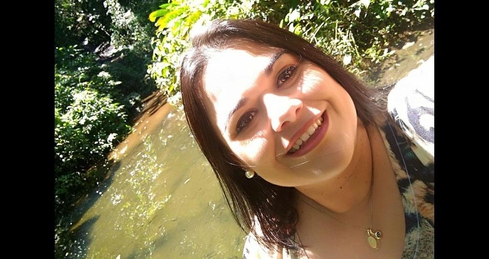 Fernanda Bernardes, 38 anos, de Peruíbe (SP)
