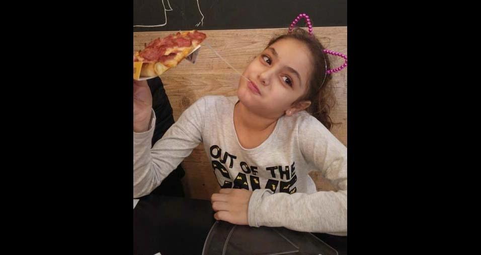 Luciano, de Vinhedo (SP), enviou foto da filha Alice