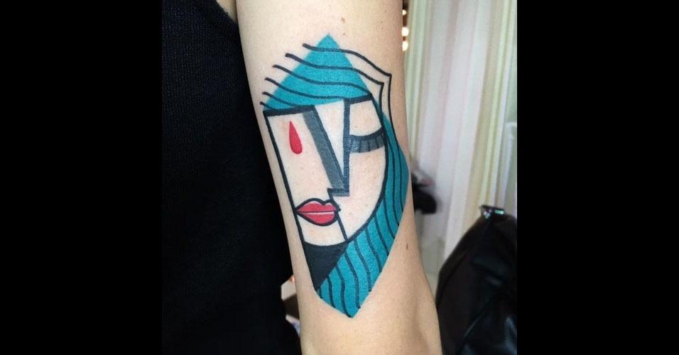 20. Tattoo feita por Mike Boyd