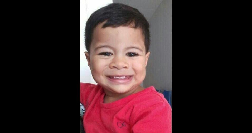 """Adriana Gonçalves, de Cabrobó (PE), enviou foto de seu """"príncipe"""" Bernardo, de dois anos"""