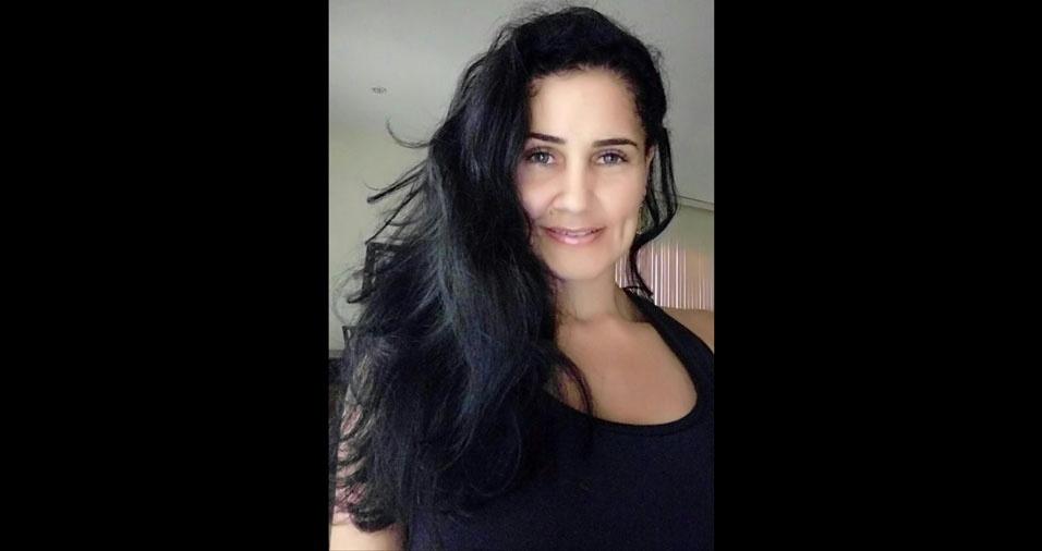 Rosângela Rocha Mello, 43 anos, do Rio de Janeiro (RJ)