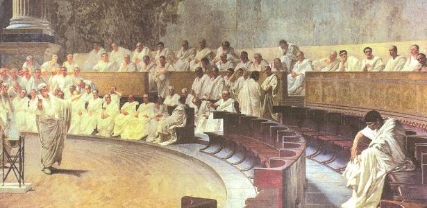 Reprodução/História romana