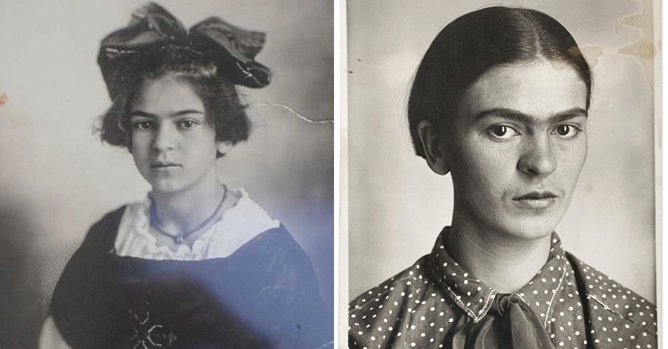 27.jul.2015 - E a pintora Frida Kahlo?