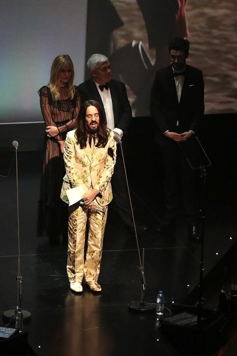 Categoria Artistas: Alessandro Michele, estilista italiano