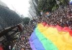 Parada LGBT de São Paulo Foto: Reprodução)
