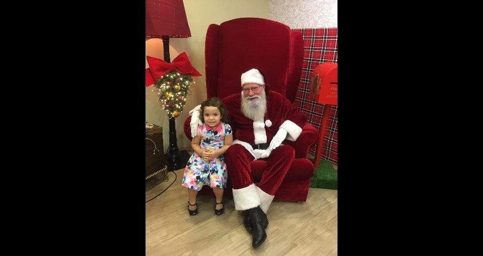 Paola Delanegri, três anos, filha de Cassiano e Gisele, moradores de Valinhos (SP)