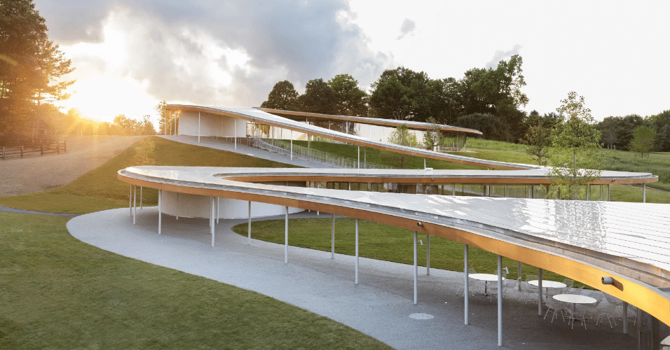 20.jan.2017 - O Instituto Americano de Arquitetura (AIA, na sigla em inglês) anunciou os melhores projetos de arquitetura de 2016. Escolhidos entre seus integrantes, as obras estão espalhadas dentro e fora dos Estados Unidos. Batizado de