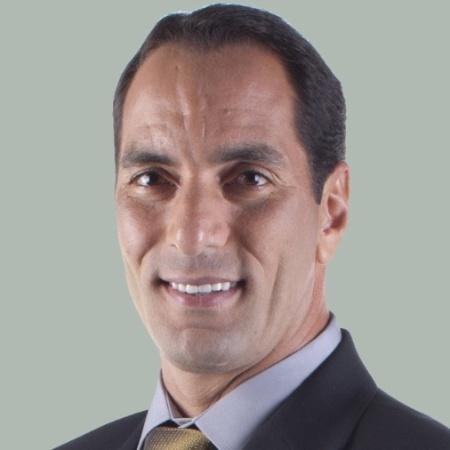 O ex-jogador Edmundo está na equipe da Fox Sports como comentarista - Divulgação