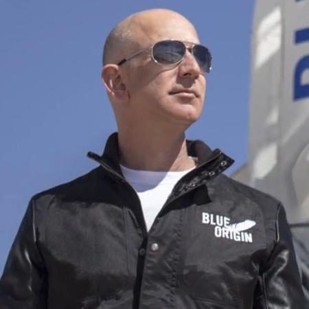Jeff Bezos, fundador e presidente da Amazon, teve celular hackeado por príncipe saudita - Reprodução/Features.aol
