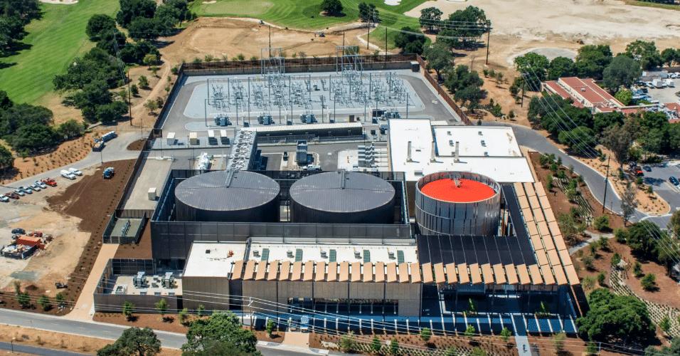 20.jan.2017 - Projeto da central de energia da Universidade de Stanford foi inspirado na fisiologia do sistema cardiovascular humano