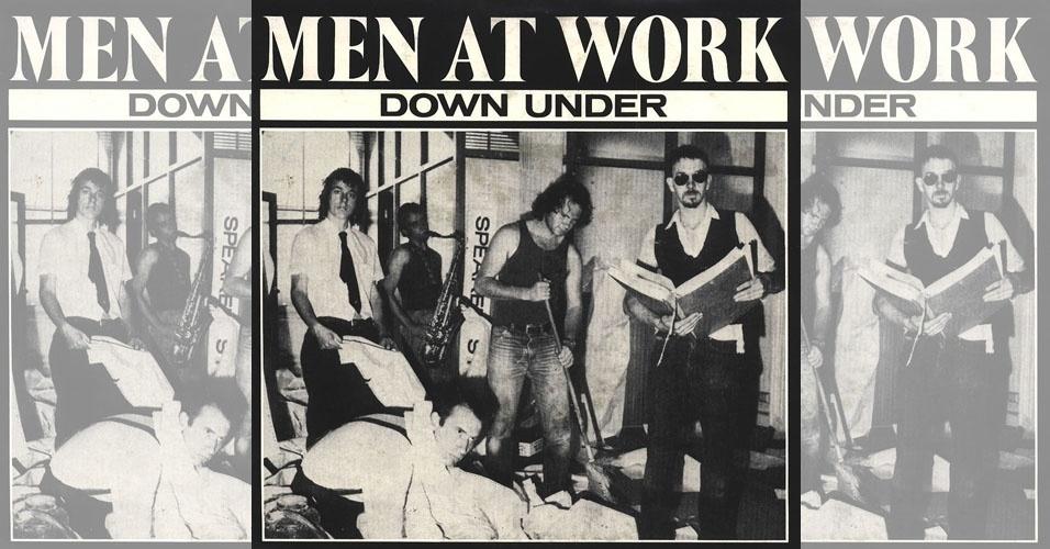 """15. A música """"Down Under"""", sucesso da banda australiana Men At Work de 1981, faz uma homenagem ao carro nos versos """"Travelling in a fried-out Kombi / On a hippie trail, head full of zombie"""" (Viajando em uma Kombi capenga / Numa trilha hippie, cabeça cheia de maconha)"""