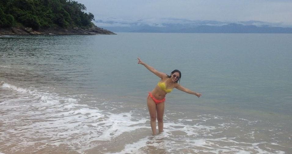 Alessandra Barbosa, 32 anos, de Indaiatuba (SP)