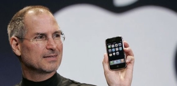 Steve Jobs - Reprodução/UOL