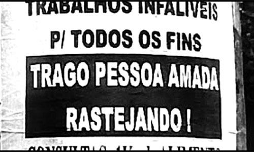 22.mai.2013 - Uma mãe de santo que cobrou R$ 115 mil para evitar o fim do romance de uma pecuarista com um rapaz 25 anos mais jovem foi condenada a 14 meses de prisão por estelionato pela Justiça de Presidente Prudente (558 km de São Paulo).