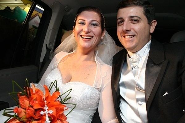 Casados desde 2006, Mauricio Ap. Messias e Marlú Magri Messias oficializaram a união em São Paulo (SP) no dia 6 de maio.