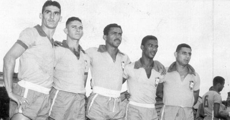 Camisa da seleção brasileira (1954)