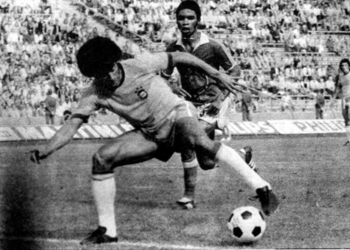 Camisa da seleção brasileira (1974)