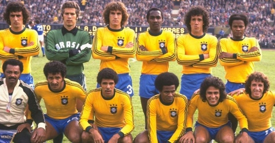 Camisa da seleção brasileira (1978)