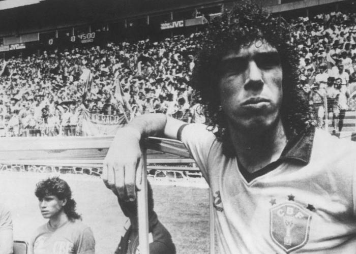 Camisa da seleção brasileira (1986)