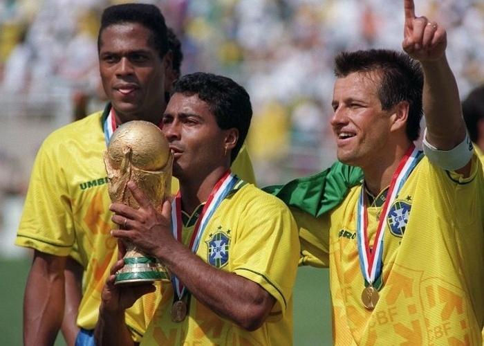 Camisa da seleção brasileira (1994)