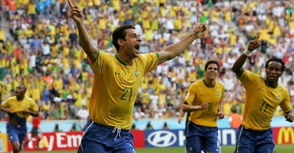 Camisa da seleção brasileira (2006)