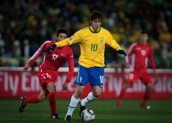 Camisa da seleção brasileira (2010)