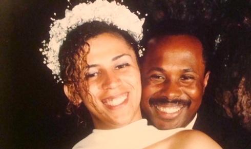 Adriana Assunção e Renato Tadeu Assunção, de São Paulo (SP), casaram-se em 12 de outubro de 1996.
