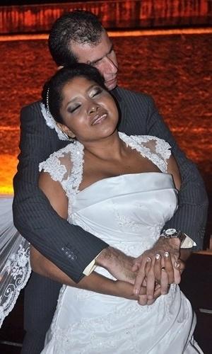 De Belém (PA), Roni e Rute Botelho estão casados desde 8 de dezembro de 2012.