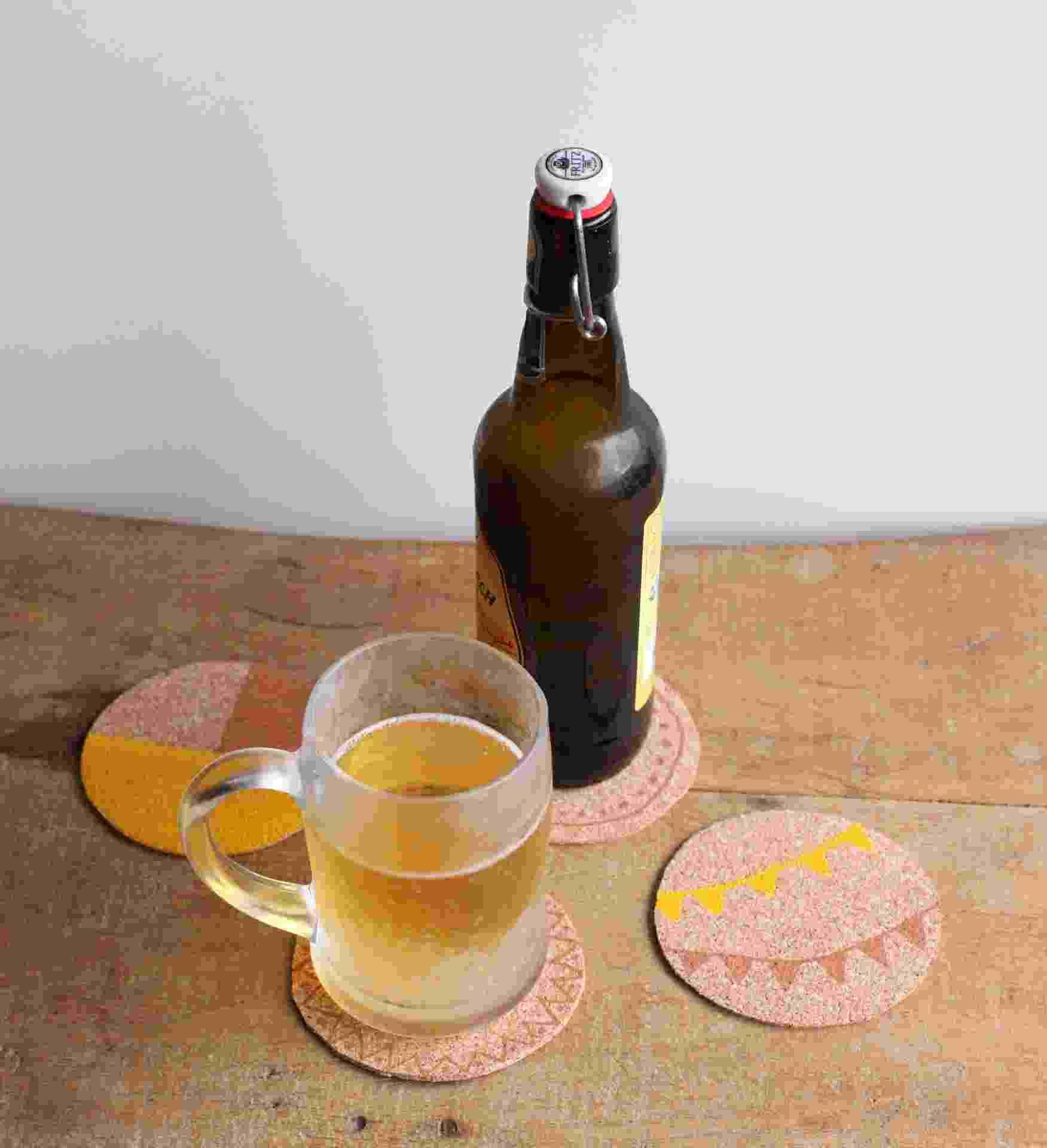Porta-copo personalizado - Mirella Luiggi/Casa de Firulas