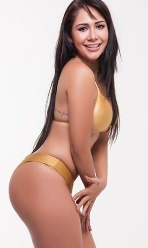 16.set.13 - A organização do concurso Miss Bumbum 2013 divulgou o nome de uma das juradas para o evento deste ano. A ex-BBB Jakeline Leal, que participou da 12ª edição do reality, é uma das convidas especiais para decidir qual candidata tem o bumbum mais bonito do Brasil