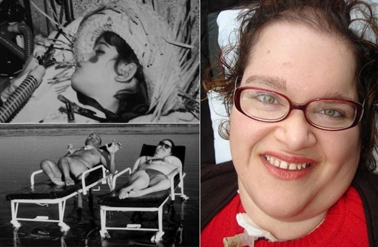 Em abril de 2012, Eliana Zagui resolveu contar para o mundo sua comovente história de vida: ela foi diagnosticada com poliomielite aos dois anos de idade e, desde então, mora no Hospital das Clínicas, o maior da América Latina, onde chegou há 37 anos. Para agravar ainda mais a situação, o vírus a deixou paralisada do pescoço para baixo.