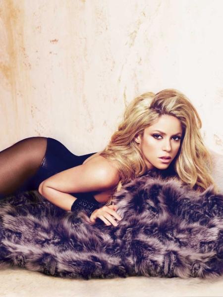 Shakira, ensaio sensual