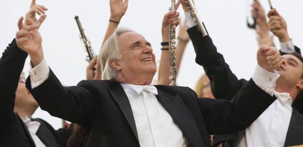 E o músico venceu: Martins é a celebridade que mais aparece nos intervalos das TVs - Diego Padgurschi/Folhapress