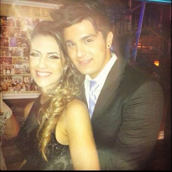 5.nov.2013 - Luan Santana termina namoro de um ano com Jade