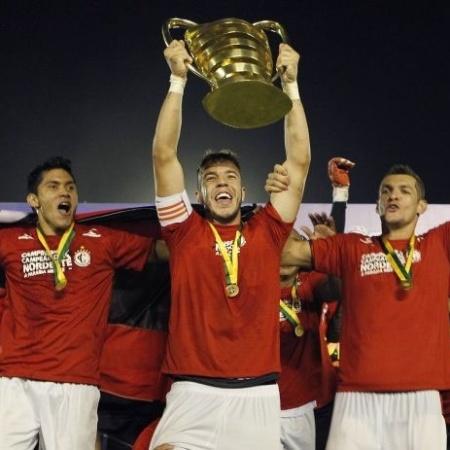 Campinense foi o campeão da última edição em que um alagoano foi à semifinal - Rafael Ribeiro/CBF - Rafael Ribeiro/CBF
