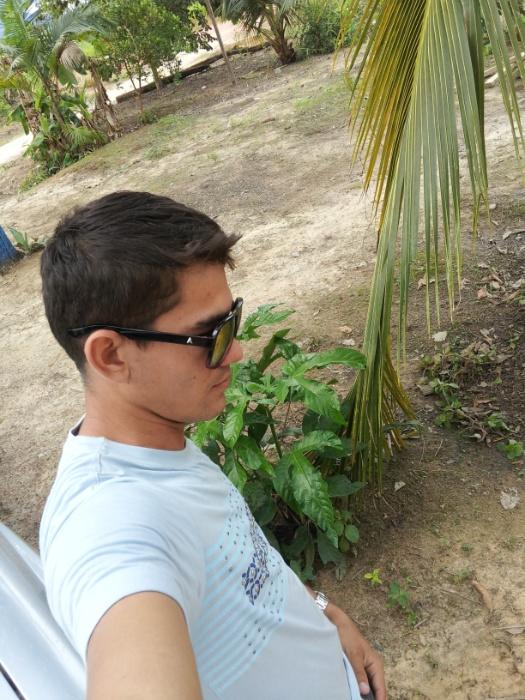 Arlisson Monteiro Marques, de Boa Vista (RR)